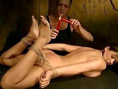 Sex slave gets punished with..