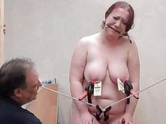 Brutal bbw bdsm with the..