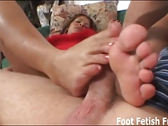 You are my favorite foot..