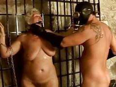 Granny getting punished and..