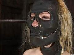 Lusty facial torture be..