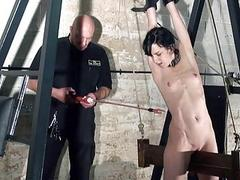 Extreme electro bdsm and..